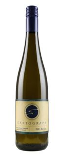 Riesling 2013 bottle shot