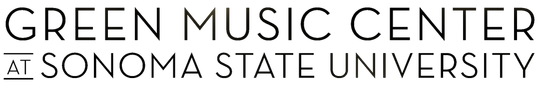 Green Music Center logo