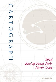 2016 North Coast Rosé of Pinot Noir