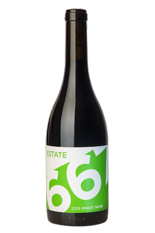 2018 Cartograph Estate 667 Clone Pinot Noir