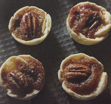 Bacon Pecan Tartlets