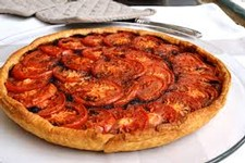 French Tomato Tart